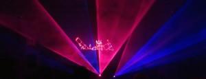 Fysik&lasershow